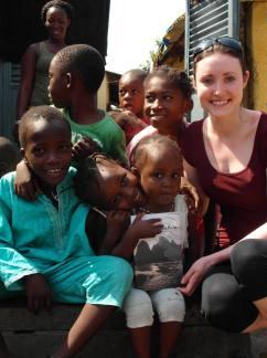Sihpromatum in Guinea. Savannah Grace
