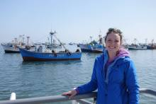 Paracas Harbour, Peru - Savannah Grace