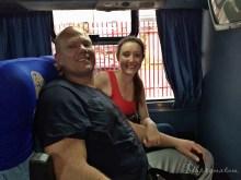 Kees and Savannah in Peru