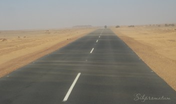Sudan's new road