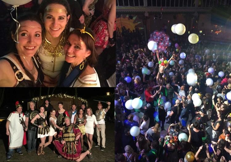 Paradiso Balloon Party