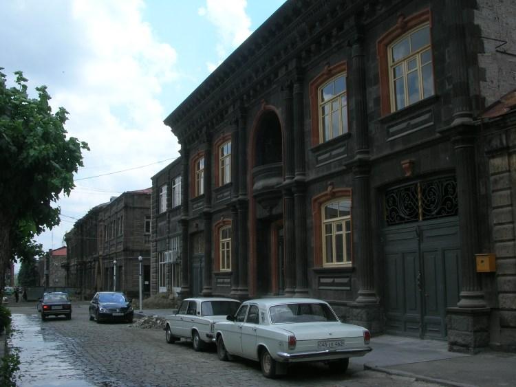 Streets of Gyumri