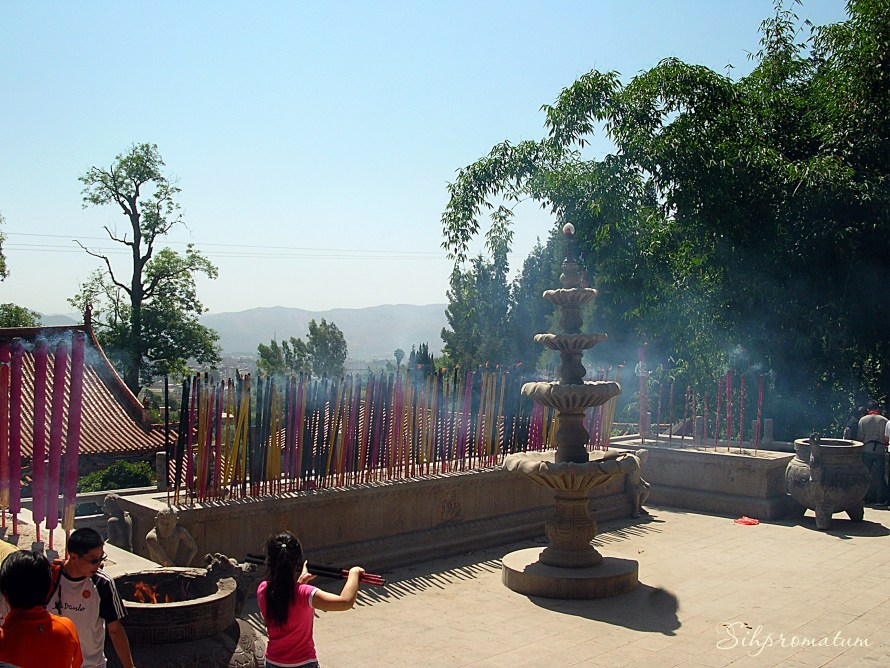 Zhonghe Temple, China