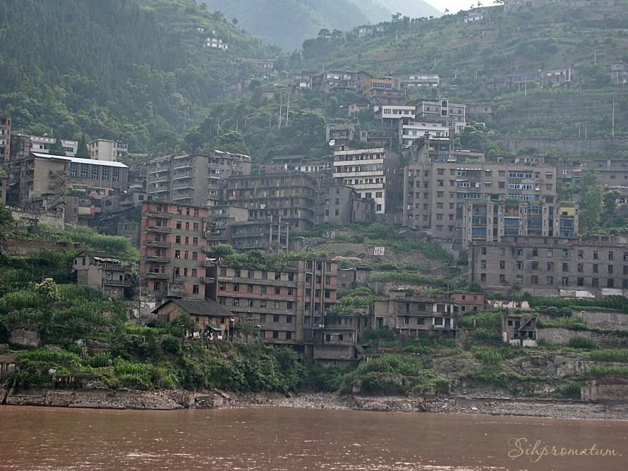 Jangtze River, CHina