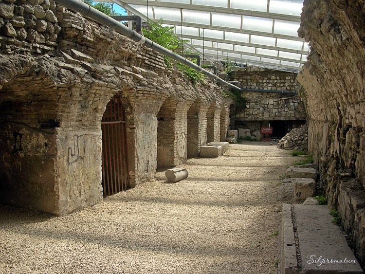The Roman Thermae