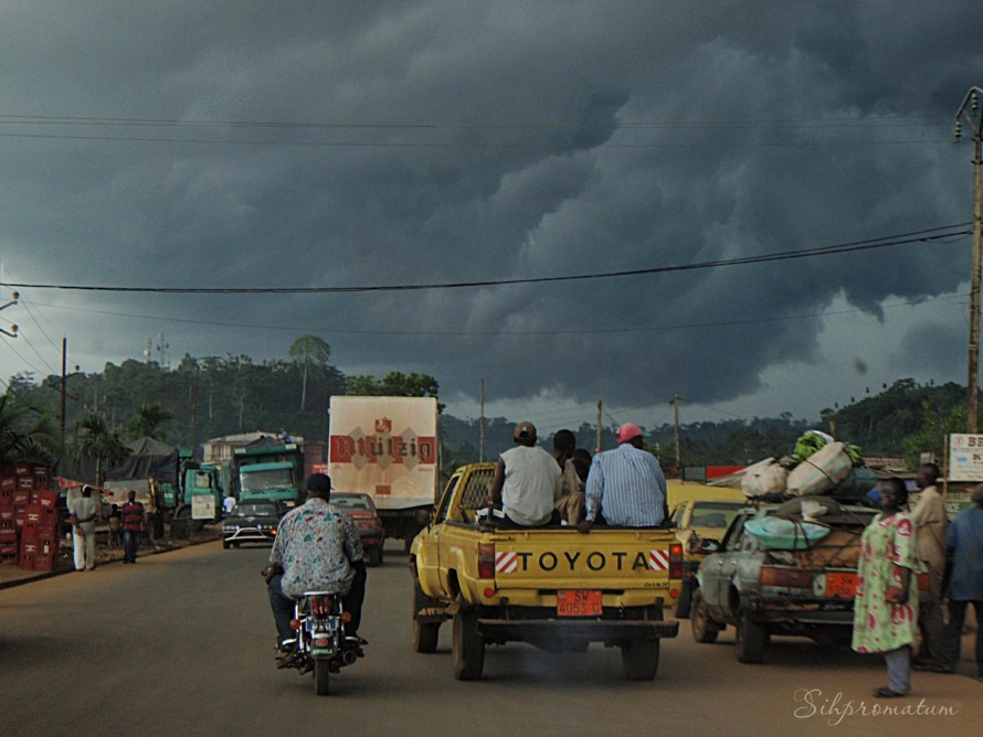 cameroon storm, Kumba