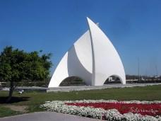 The Sail Monument, Bahrain