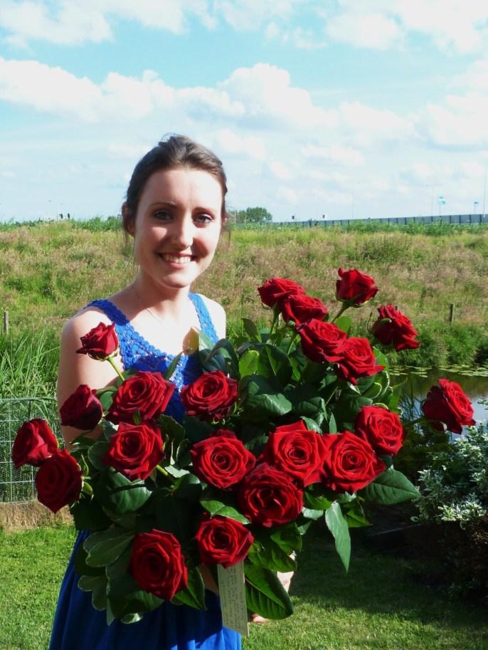 2012: 22nd birthday in Netherlands