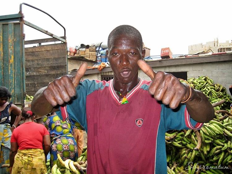 Bananas Cote d'Ivoire