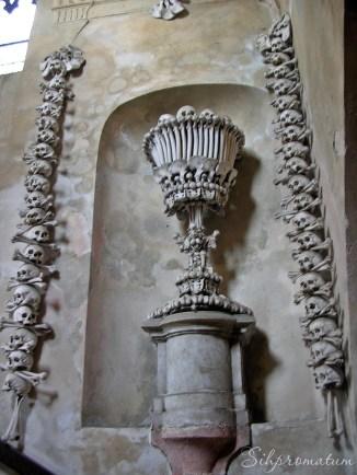 The Sedlec Ossuary, Czech Republic