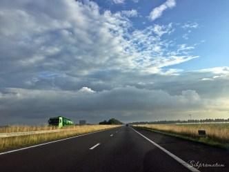 flatlands of Holland