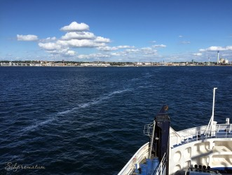 Ferry to Sweden