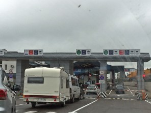 border of Belarus and Lithuania.