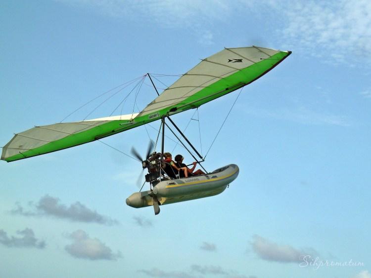 flying boat Punta Cana
