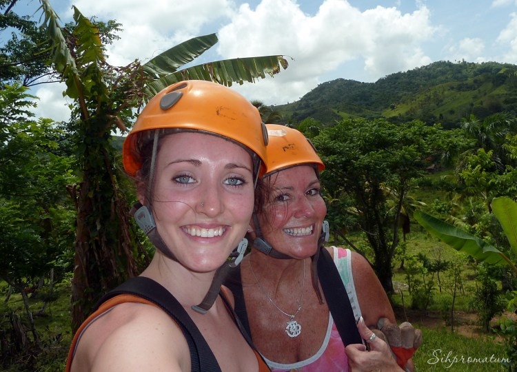 Time for a little Zip-lining