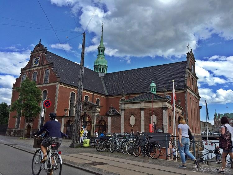 The Church of Holmen