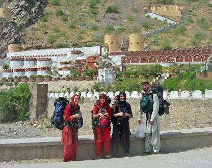 Pakistan/Afghanistan border