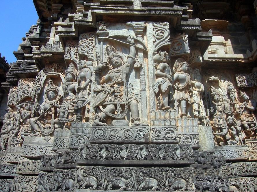 Jain Temple Halebid
