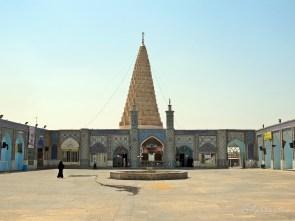 Daniel's tomb in Susa
