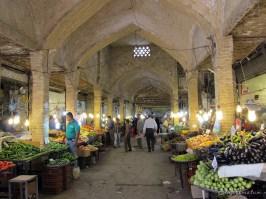 Tabriz market