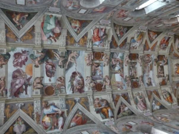 Sistine Chapel.  Italy