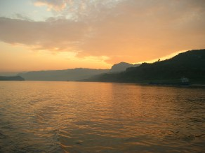 3 gorges Jangzte River