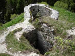 Julian Alps - War bunkers