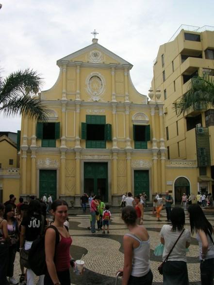 Church of Sto Domingo