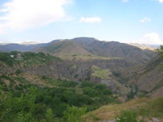 Garni Historical and Cultural Museum Reserve., Armenian countryside