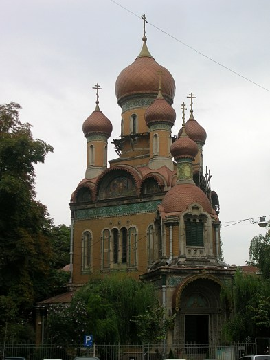 St Nicholas Russian Church