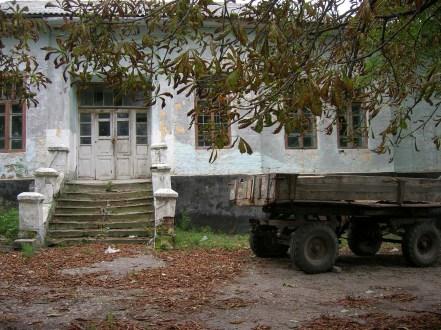 Old hospital - Zgurita