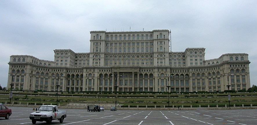 Parliament palace - Bucharest