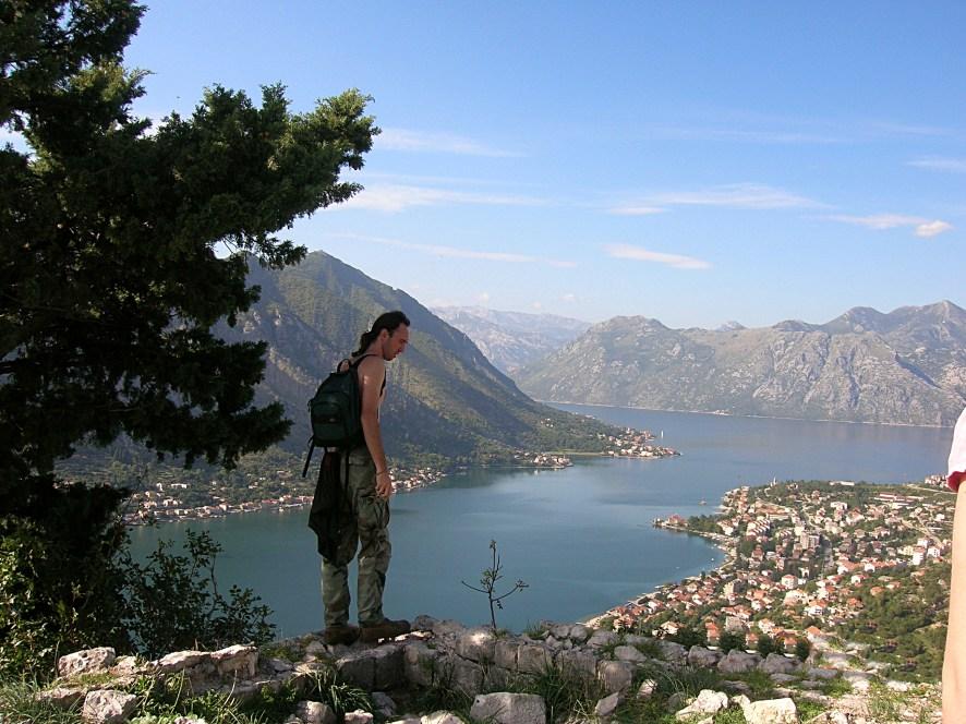 Kotor fjord. Ammon