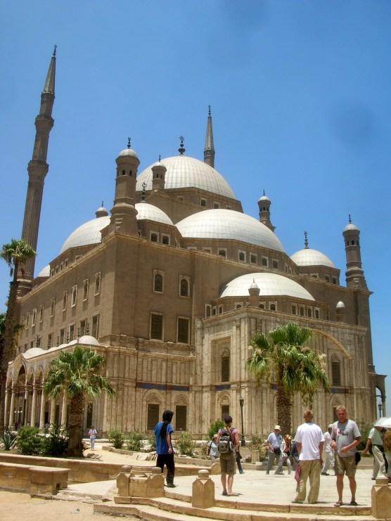 Muhammad Ali Mosque -Cairo, Egypt
