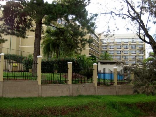 Hotel Rwanda, Kigali, Rwanda