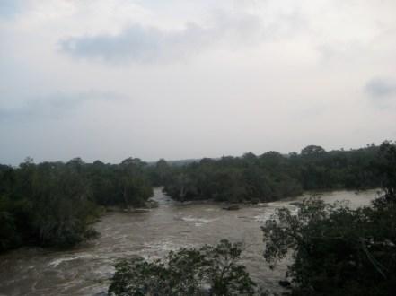 Angola rivers