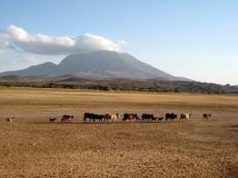 Hanang mountain