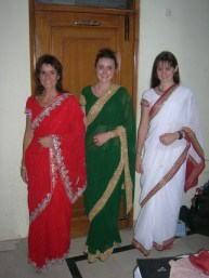 New Saris