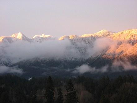Coastal Mountains BC