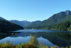 Capilano Lake, North Vancouver BC