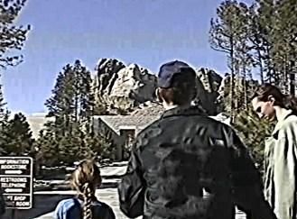 Mt Rushmore National Park. South Dakota