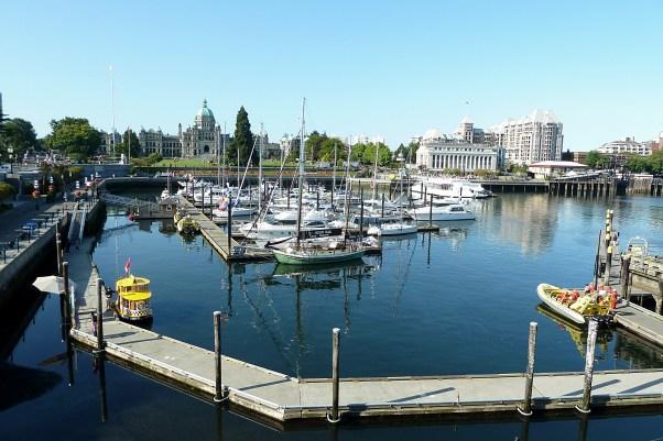 Victoria Harbour, BC