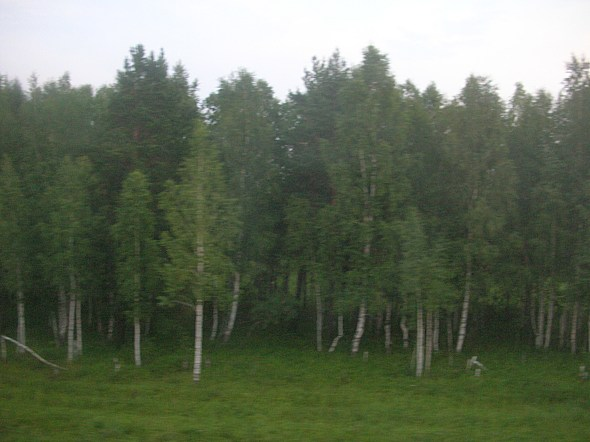 On the way to Irkutsk, Russia, Backpacks and Bra Straps ch 2