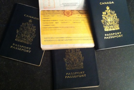 Passports, Backpacks and Bra Straps Chapter 1