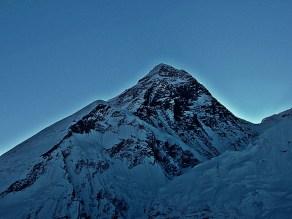 Mt Everest, Trekking in Nepal. Backpacks and Bra Straps