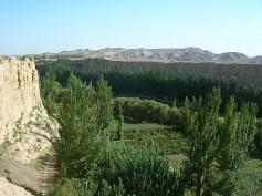 Turpan, Western China