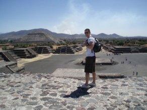 Teotihuacan- Sky