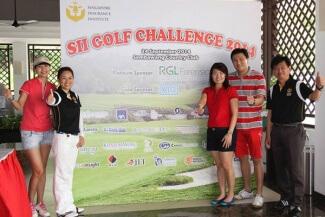 SII Golf Challenge 2014