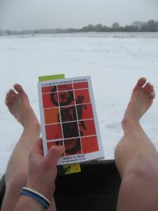 cold thermogenesis reading