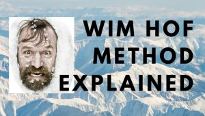 the wim hof method explained - wim hof breathing